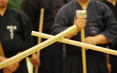 Jutrzejszy trening iaido/jodo w SP4 na osiedlu Paderewskiego