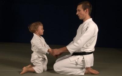 Nowy sezon rodzinnych treningów Aikido