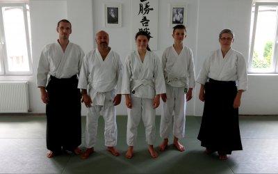 Egzaminy Yoshinkan Aikido dla dorosłych (16.06.2018)