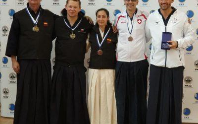 Złoto na Mistrzostwach Europy w Jodo