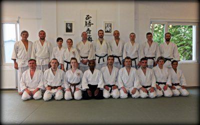 Wizyta Joe Thambu Shihan i odwołane treningi