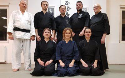 Iaido – 2019 shinnen keiko