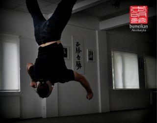Zmiana godzin sobotnich treningów Akrobatyki