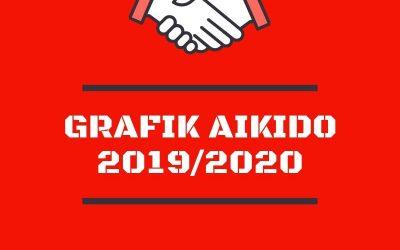 Grafik Aikido 2019/2020