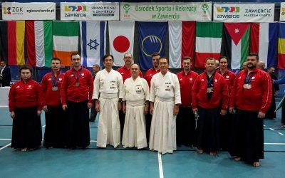Medale na Mistrzostwach Europy Jodo!
